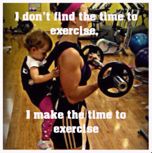 What can you do when you don't have time to exercise?