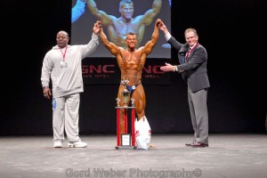 Ottawa Bodybuilding Champion