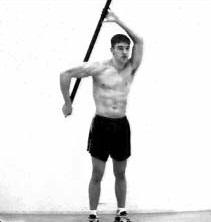 Broomstick-Infraspinatus-Stretch