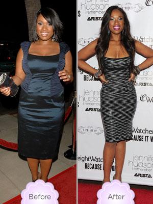 Jennifer Hudson Weight Loss Reality