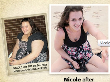 Actual Weight Loss Stories
