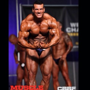 Rob Lagana Bodybuilder